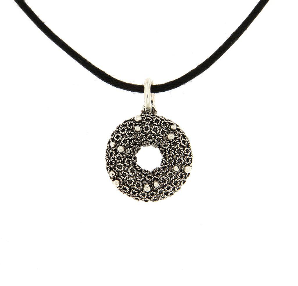 Silver filigree pendant pendants rr orafi in sassari silver filigree pendant aloadofball Image collections